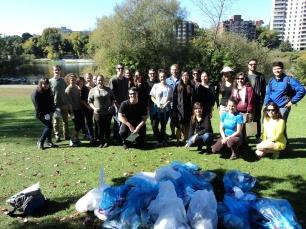 2013 Shoreline Cleanup 2